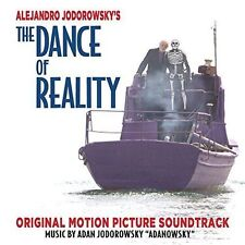 The Dance of Reality [Original Motion Picture Soundtrack] (CD, Jan-2015, Real...