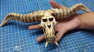 "Rajang Skull ""Monster Hunter""1/6 Scale Replica"