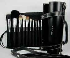 MAC makeup brush make-up tool brush bag + bucket +strap