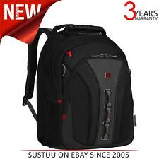 """Wenger Swissgear Legacy 16"""" Laptop Backpack│Triple Layer Protection│Air-flow Pad"""