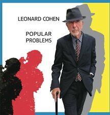 Leonard Cohen - Popular Problems [New Vinyl] 180 Gram