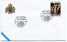 1997-02-14 San Marino convegno internazionale Sindone ANNULLO SPECIALE Cover