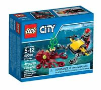 LEGO® City 60090 Tiefsee-Tauchscooter - NEU / OVP