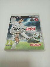 PES 2013 Pro Evolution Soccer PS3 Playstation 3 Game