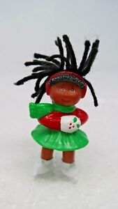 1992 McDonald's Happy Meal Cabbage Patch Kid Holiday Ice Skater