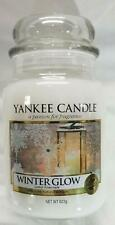 Yankee Candle Winter Glow Large Jar Scented Candle - New
