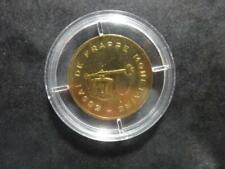 Essai de frappe - 100 francs Panthéon - avec différent, frappe médaille