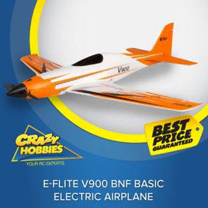 E-flite V900 BNF Basic Electric Airplane *IN STOCK*