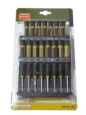 Proxxon Schraubendreher Micro-Driver 15-teilig Nr. 28148 Feinstschraubendreher
