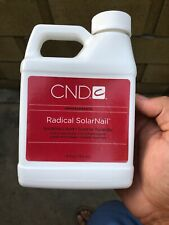 CND Radical SolarNail Sculpting Liquid 16 fl oz