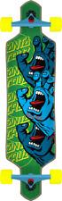 "Santa Cruz Hand Stack 9"" x 36"" Cruzer Drop Through Factory Longboard Complete"