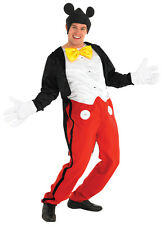 FANCY DRESS COSTUME ~ LICENSED DISNEY MICKEY MOUSE STD