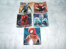 5-Spider-Man 2  Stickers Party Favors