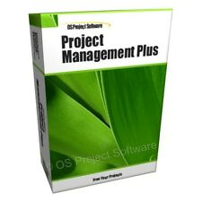 Pro Project Management Software MS Microsoft Compatible