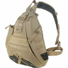 Cross-Body Monsoon Gearslinger Backpack, Tactical Sling Hunt Hike Every Day Pack