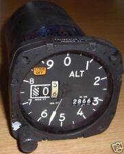 ALTIMETER PRESSURE INDICATOR * AAU-32A (B4515210002) (Mfr. Kollsman)