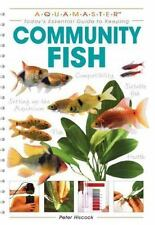 Community Fish (Aquamaster), Hiscock, Peter, Good Condition, Book