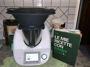 Vorwerk Folletto Bimby TM 5 Robot da Cucina - Bianco