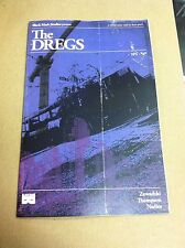 The Dregs #1 coverB. Black Mask Comics.First printing.