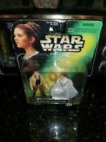 Star Wars Princess Leia And Luke Skywalker Action Figures