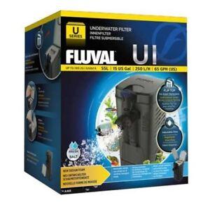 Fluval U1 Internal Filter Aquarium Fish Tank Underwater 55L 250L/h Fast Delivery