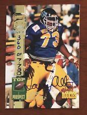 1994 Signature Rookies Authentic Signature Top Prospects #'d Auto Card You Pick