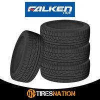 (4) New Falken Ziex ZE 950 A/S 205/50/17 93W High Performance Tires