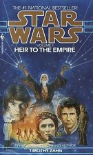 Heir to the Empire (Star Wars: The Thrawn Trilogy, Vol. 1) by Timothy Zahn