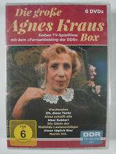 Die große Agnes Kraus Box Sammlung 7 Filme Viechereien, Aber Doktor, diese Tante