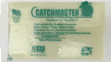 Catchmaster 72MB Mouse Insect Glue Boards ( 12 Pak ) Mice Roach Spider Flea Trap