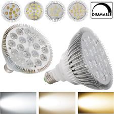 Dimmable E27 PAR16 PAR30 PAR38 LED Spotlight Bulb Light Bright Lamp 110V 220V RD