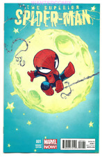 SUPERIOR SPIDER-MAN #1 JAN 2013 SKOTTIE YOUNG VARIANT CLASSIC COVER MARVEL COMIC