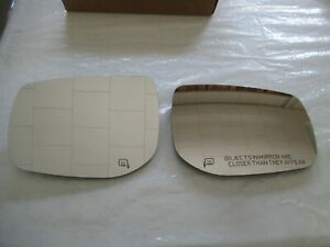 """Set 2017-2020 Subaru Exterior Heated (Standard) Mirrors""  OEM / New?"