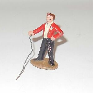 Wend-Al Circus Ring Master 54mm Figure