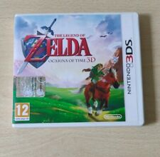 THE LEGEND OF ZELDA OCARINA OF TIME 3D NINTENDO 2DS 3DS ITALIANO COME NUOVO