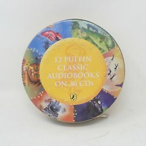 12 Puffin Classic Audio Books On 36 CDs Approx 36 Hours Running Time