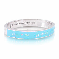 "DISNEY COUTURE SALE! Frozen ""Let It Go"" Junior-Sized Bangle Bracelet"