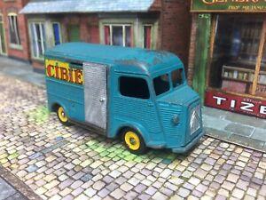 Original -French Dinky Van 25c Citroen1200k