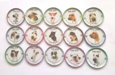 TAZOS THE DOG ARTLIST COLLECTION Complete set Toy Toys Figures Pets Pogs RARE