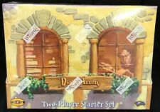 Harry Potter TCG DIAGON ALLEY 2-Player Starter Set SEALED DISPLAY 8 DECKS!!