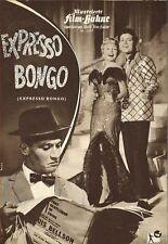 IFB 5597 | EXPRESSO BONGO | Cliff Richard, Laurence Harvey, Sylvia Syms | Top