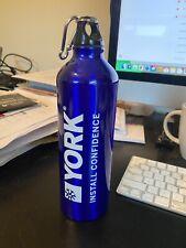 Polyconcept Water Bottle, Blue, York