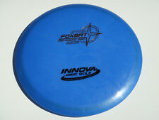 Disc Golf Innova Star Foxbat Mid-Range Disk Great Beginner 177g Blue