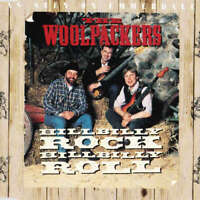 The Woolpackers - Hillbilly Rock Hillbilly Roll (CD)