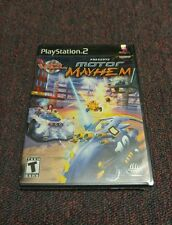 Motor Mayhem: Vehicular Combat League (Sony PlayStation 2, 2001)
