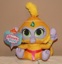 NEW WITH TAGS NICKELODEON SHIMMER & SHINE MONKEY TALA PLUSH SOFT TOY 7INCH