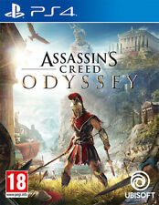 Assassin's Creed Odyssey PS4 Playstation 4 UBISOFT