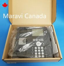 New Open Box Avaya 9650 IP Phone 700383938 w/ Stand for Business Office