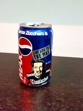 Max Biaggi Campione del Mondo1994/95 : lattina Pepsi Max