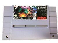 Gradius III 3 Super Nintendo SNES Game - Cleaned - Tested & Authentic!